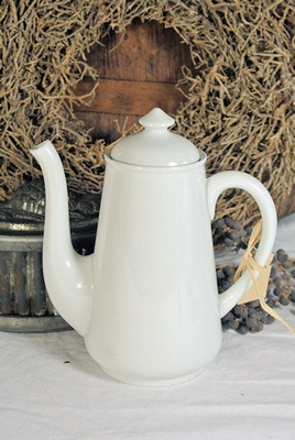 Shelley coffee pot