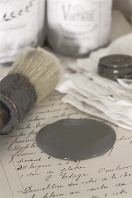 Jeanne d'Arc Living Vintage Paint - French Grey 100ml