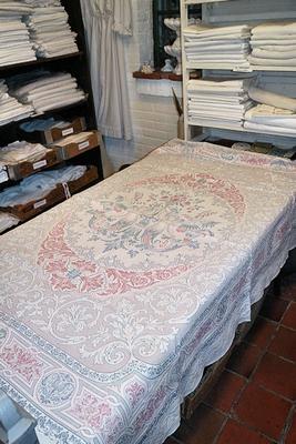 Matelasse bedcover
