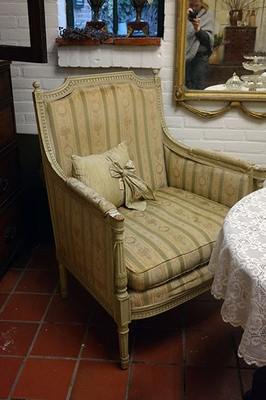Armchair from 'the Maaskamer'