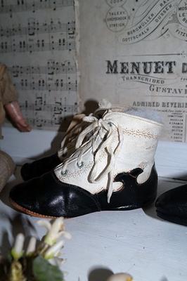 Victorian children's shoes