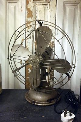 Vintage G.E.C. fan