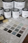 Jeanne d'Arc Living Vintage Paint colour chart
