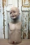 Mannequin bust (child)