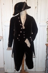 Victoriaans hof kostuum