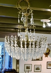 8-light chandelier